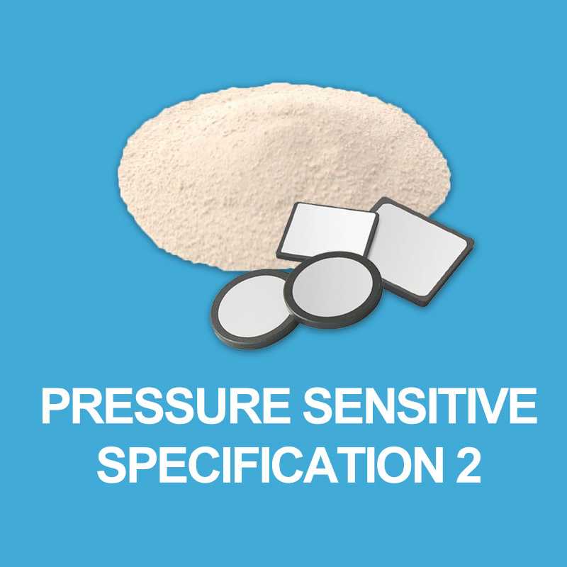 Pressure Sensitive Specification 2